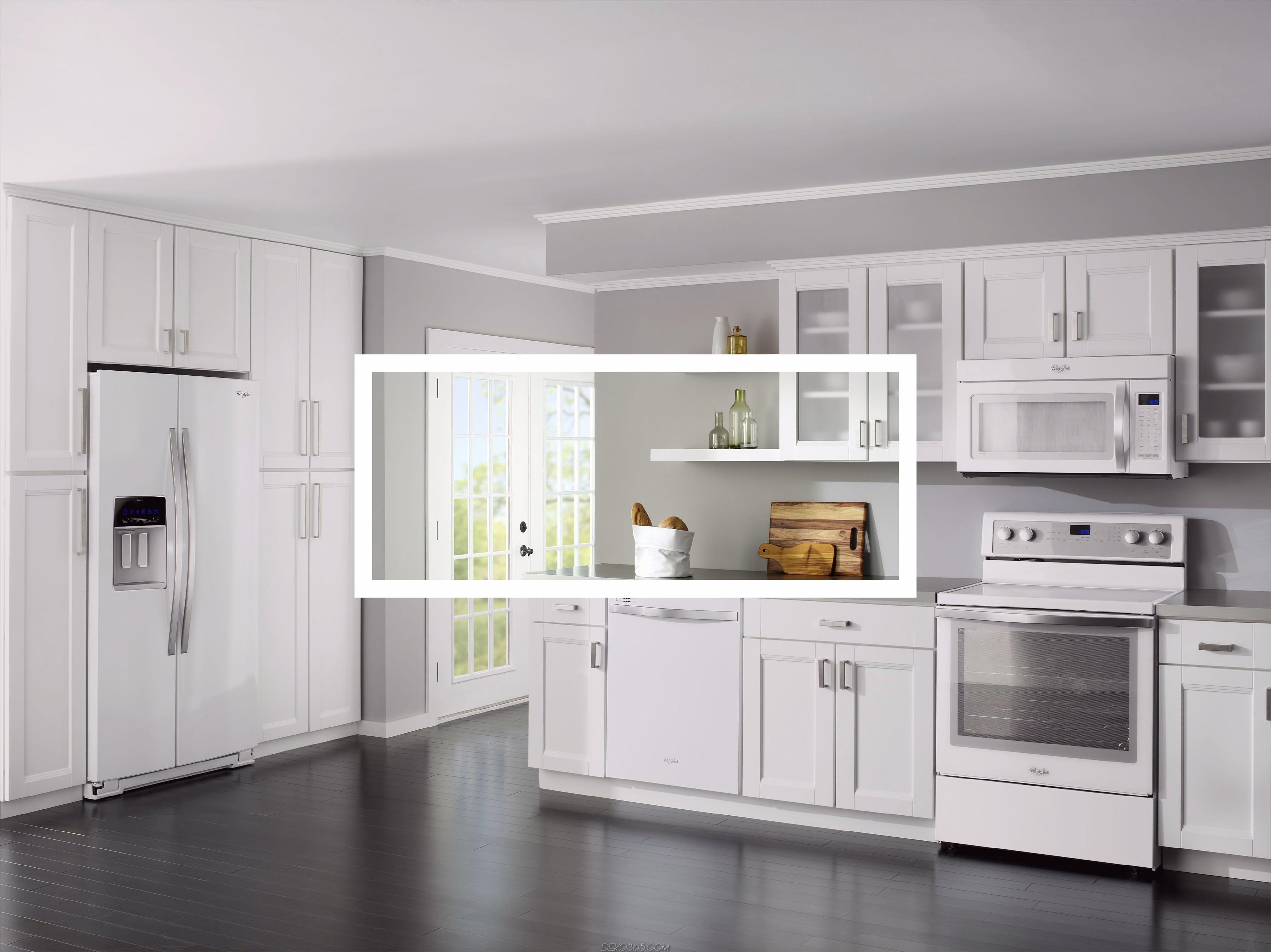 weiße Geräte 10 Dinge, die Ihr Haus aussehen lassen