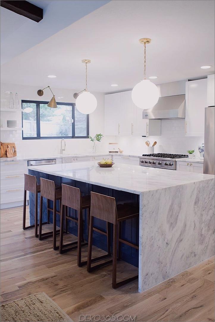 rustikale marmorinsel 10 Rustic Kitchen Island