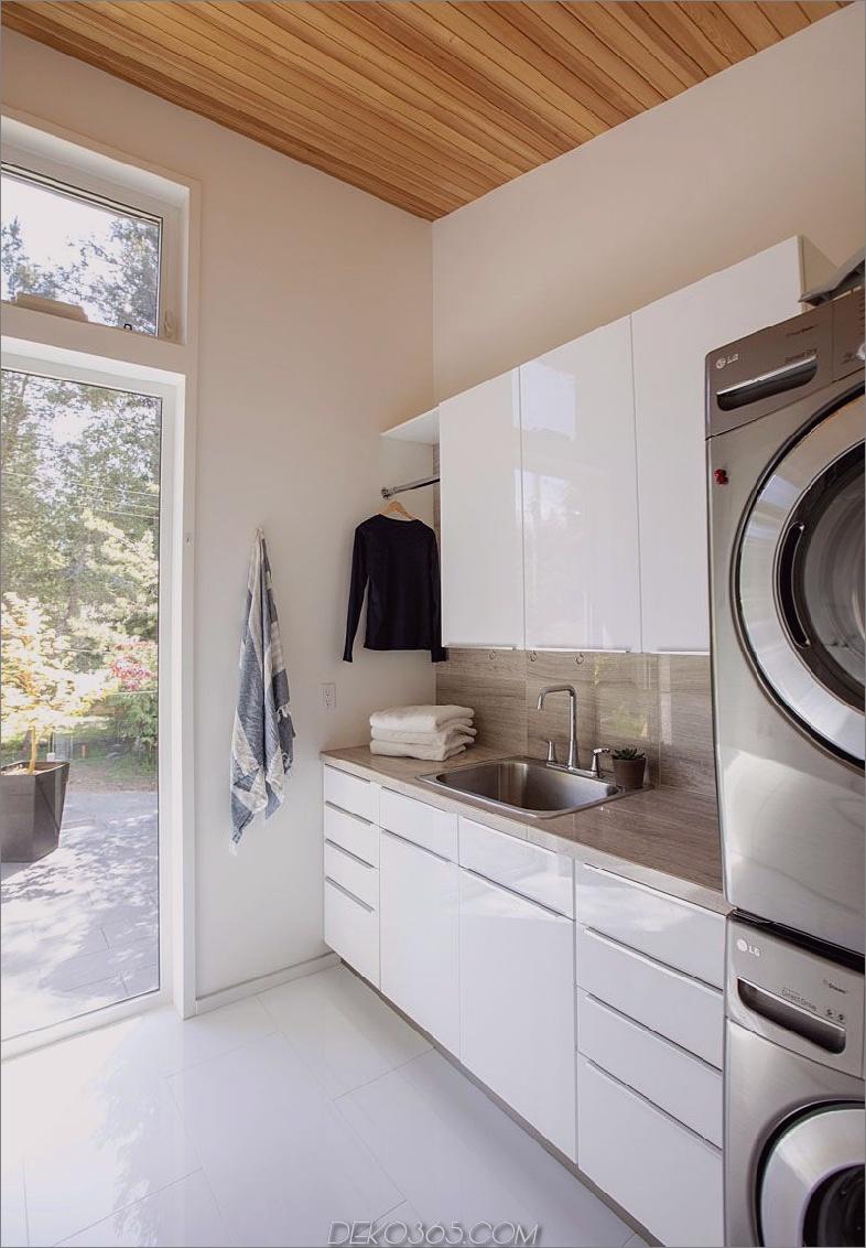 glänzende Wäsche 10 Wunderschöne, aber funktionelle Waschküchen