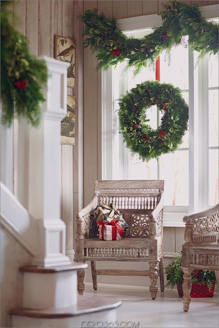 Girlande am Fenster 11 Weihnachtsgirlanden mit absoluten Zielen