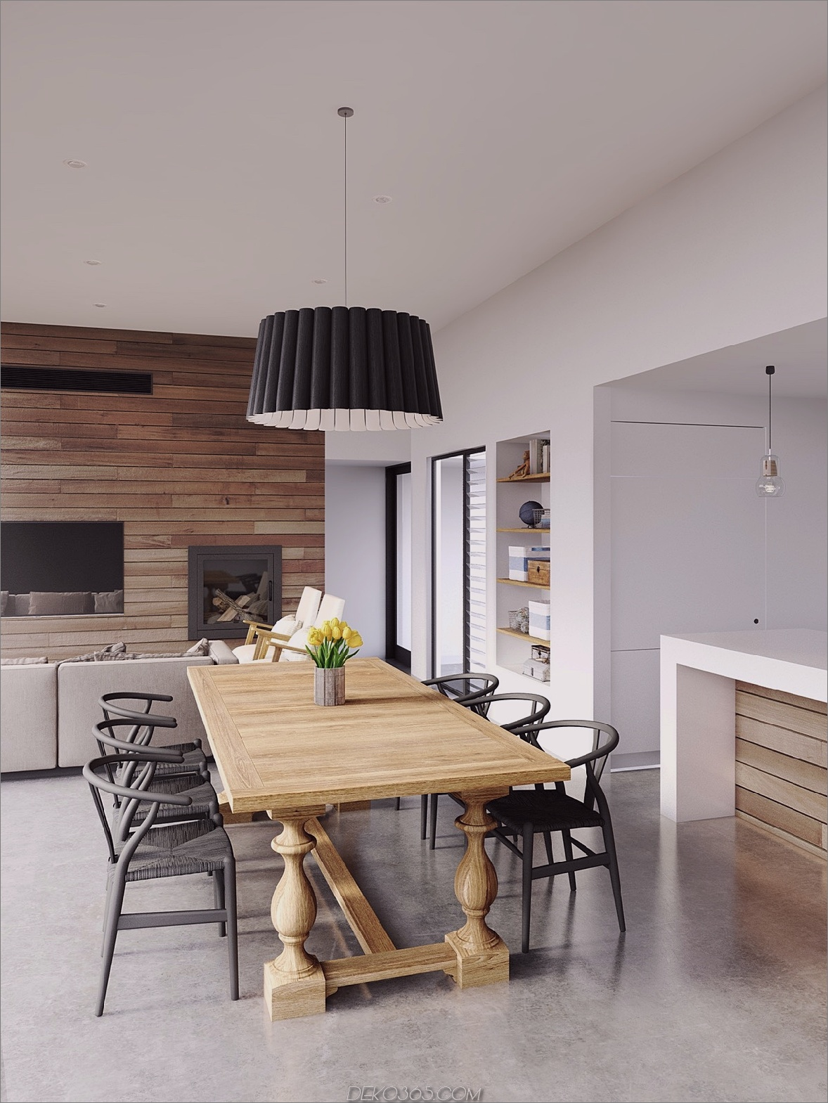 Holz Tisch mit verschiedenen Stühlen 12 Möglichkeiten, eine Aussage in Ihrem Esszimmer zu machen
