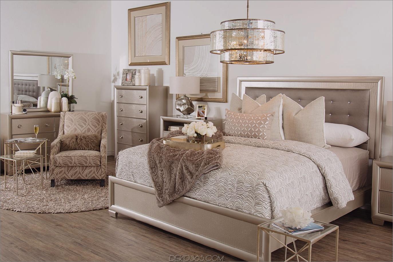 strukturiertes Schlafzimmer 2 12 Möglichkeiten, ein gemütliches Zimmer für den Herbst zu schaffen