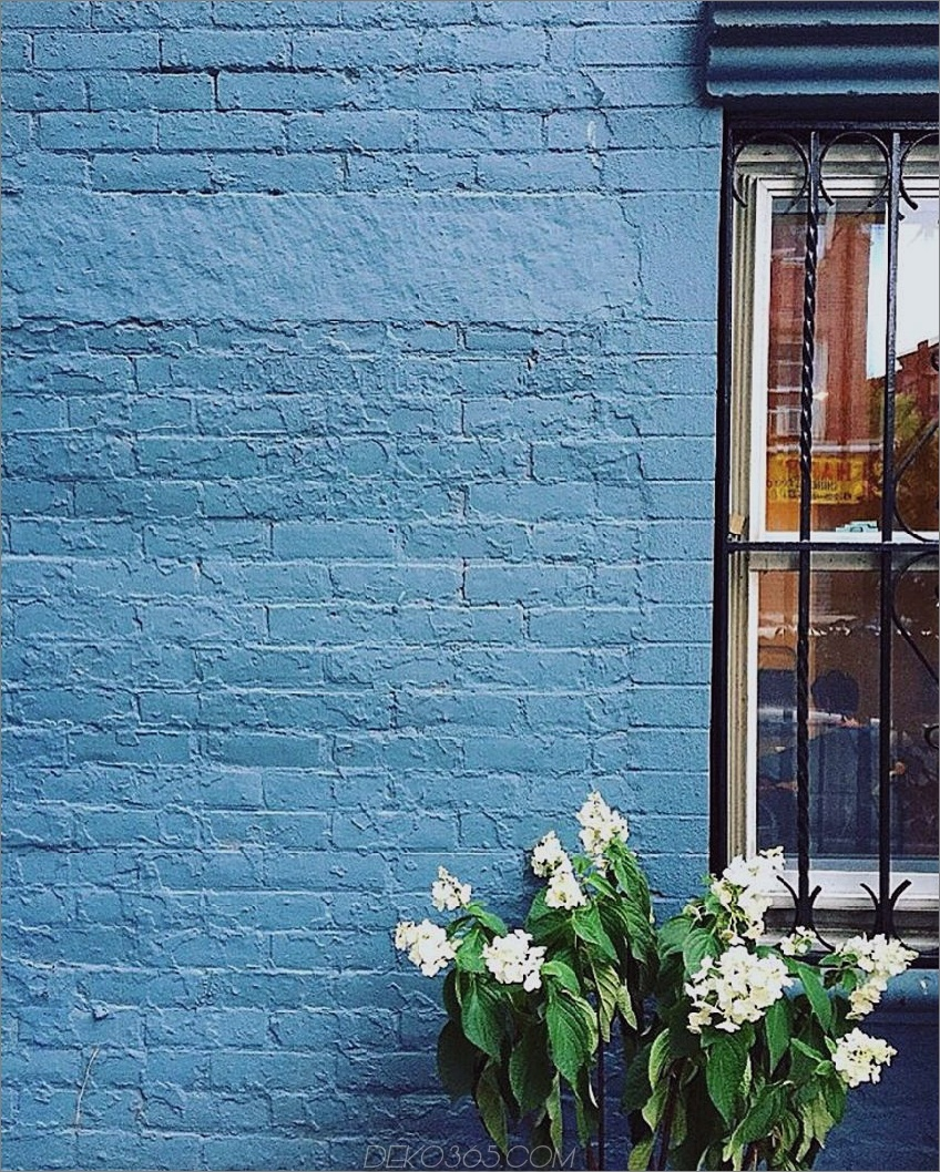 Brooklyn Blue Brick