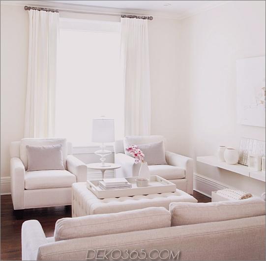 weißer Raum