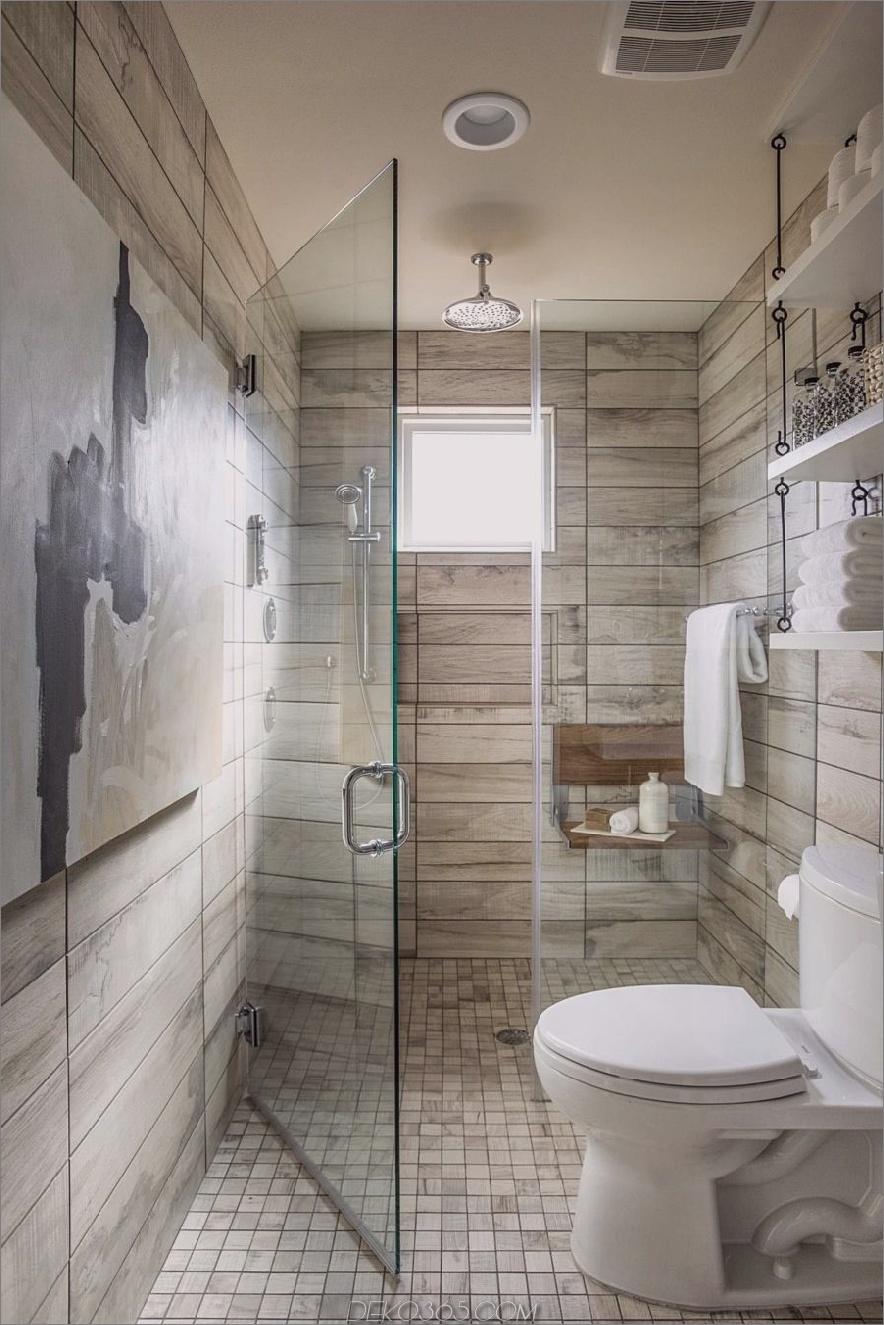 helle holzfliesen und -panel badezimmer 900x1350 15 badezimmer, die mit holzfliesen verwandelt wurden