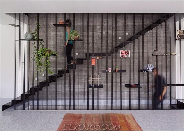 1 Treppe entwirft interessante geometrische Details thumb 630xauto 58493 15 Geometrische Treppenentwürfe