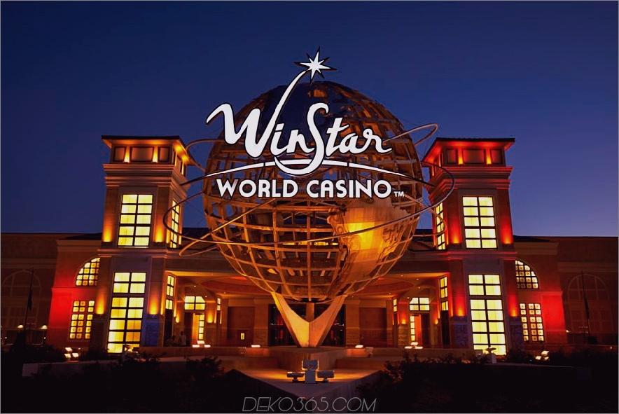 15 größte Casinos der Welt