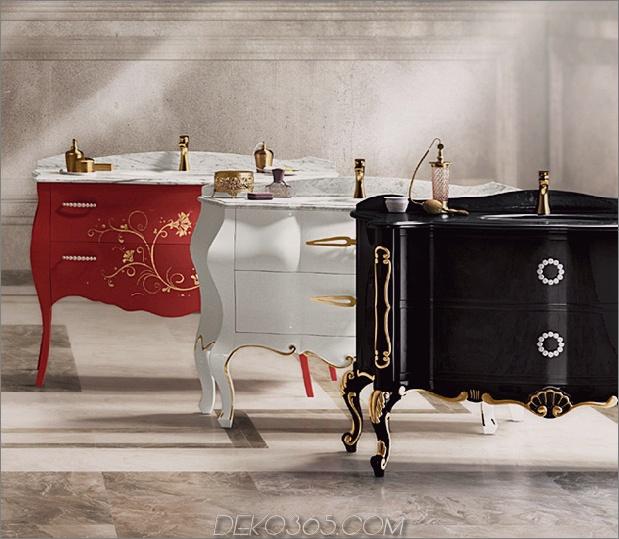 1 klassisches italienisches Badezimmer Eitelkeiten schickes Aida 15 Klassisches italienisches Badezimmer Eitelkeiten für einen schicken Stil