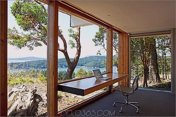 Home ofice Design mit Blick 1 thumb 630xauto 52346 15 Modern Home Office Designs, mit denen Sie keine Arbeit erledigen können
