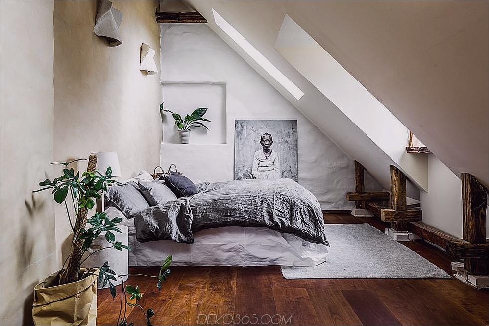 15 Schlafzimmer im Dachgeschoss, die Sie so schnell wie möglich im Obergeschoss reinigen möchten ...
