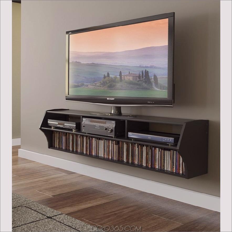 Broadway Altus Plus Schwarz schwebender TV-Ständer 900x900 15 schwebender TV-Ständer für Ihr modernes Wohnzimmer