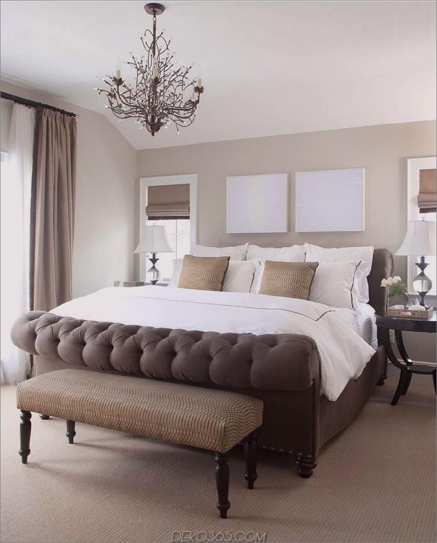 neutrales modernes Schlafzimmer 900x1117 15 Tipps zum Dekorieren eines modernen Schlafzimmers