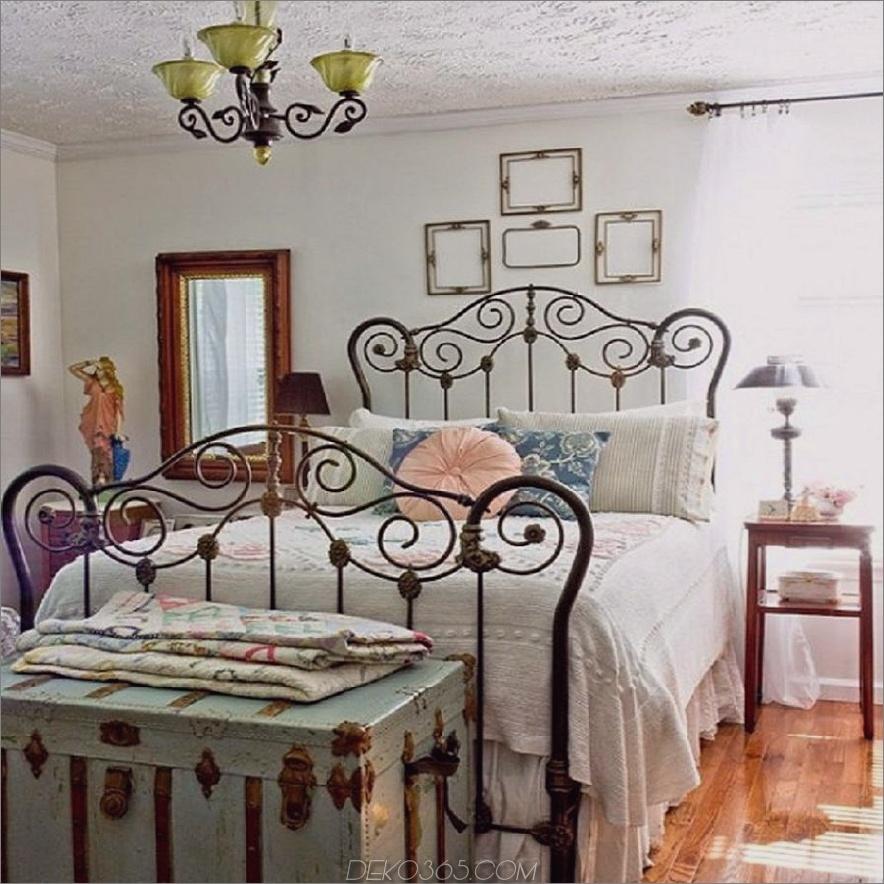 Vintage Schlafzimmer Inspiration 900x900 15 Vintage Dekor Ideen, die sicher inspirieren