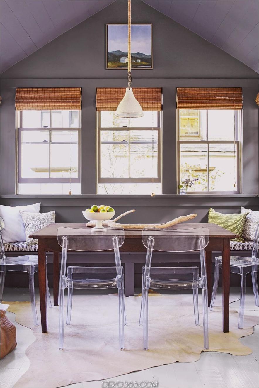 Lässiger Speisesaal mit Geisterstühlen 900x1348 15 Lässige Speiseräume nach Ihren Wünschen