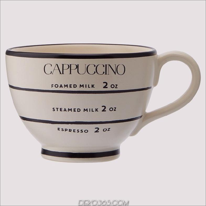 Cappuccino-Kaffeetasse