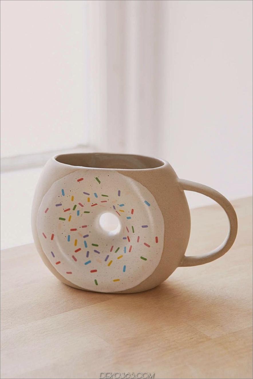 Donut-Kaffeetasse