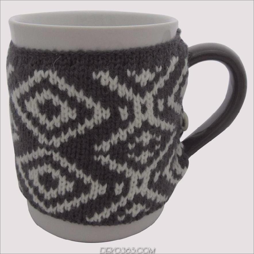 Pullover-Kaffeetasse