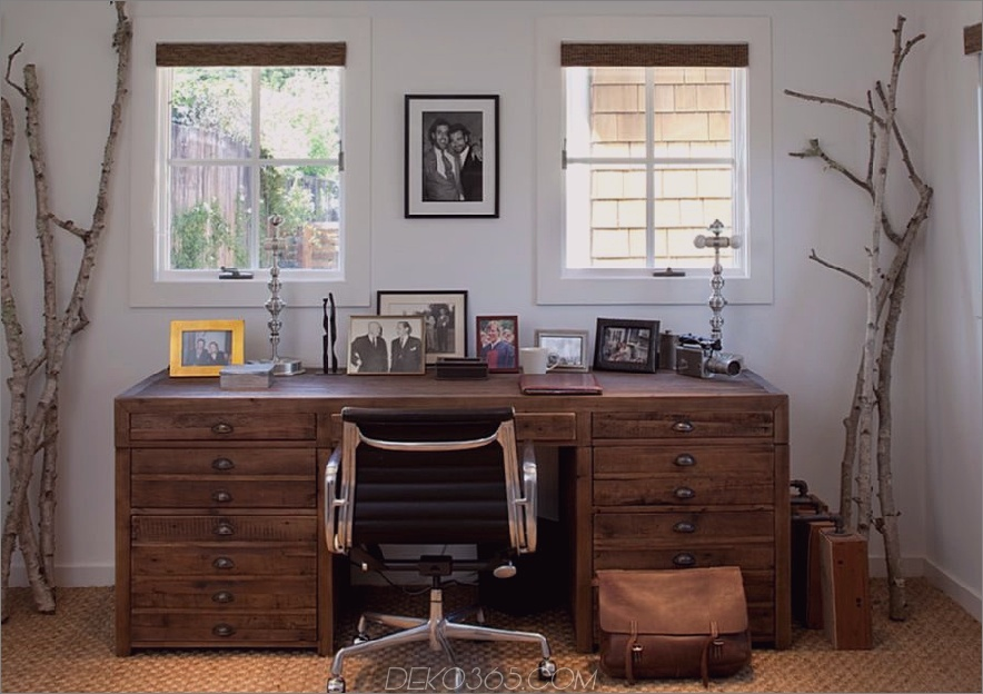 Halten Sie Ihr Büro mit einem traditionellen Schreibtisch frisch. 900x635 17 Traditionelle Schreibtische für jedes Home Office