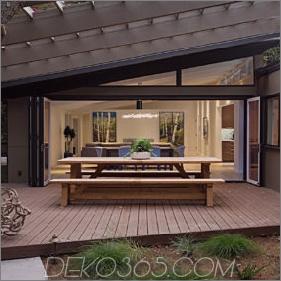 Mid Century House Remodel Project von Klopf Architecture im Bay Area, CA