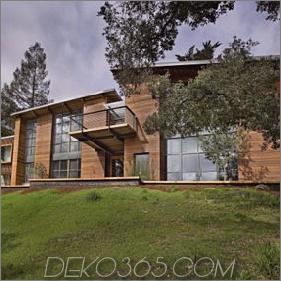 Moderne Holzarchitektur - San Francisco Retreat von Quezada Architecture