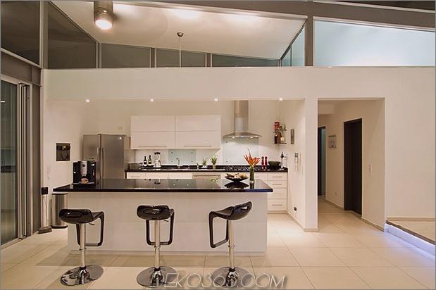 2-verstellbare Traufe schaffen thermischen Komfort-Glas-Haus-8-Küche.jpg