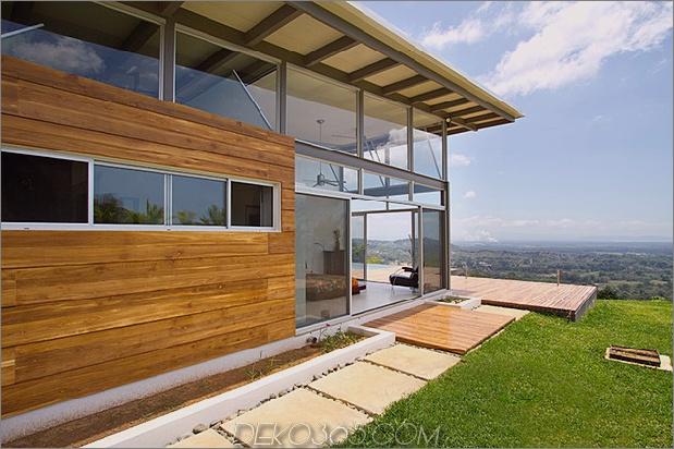 2-verstellbare Traufe schaffen thermischen Komfort-Glas-Haus-18-side.jpg