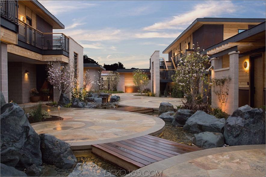 Hof im Bardessono Eco Resort und Spa