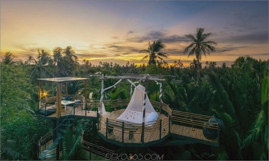 Das Bangkok Tree House Hotel und Restaurant