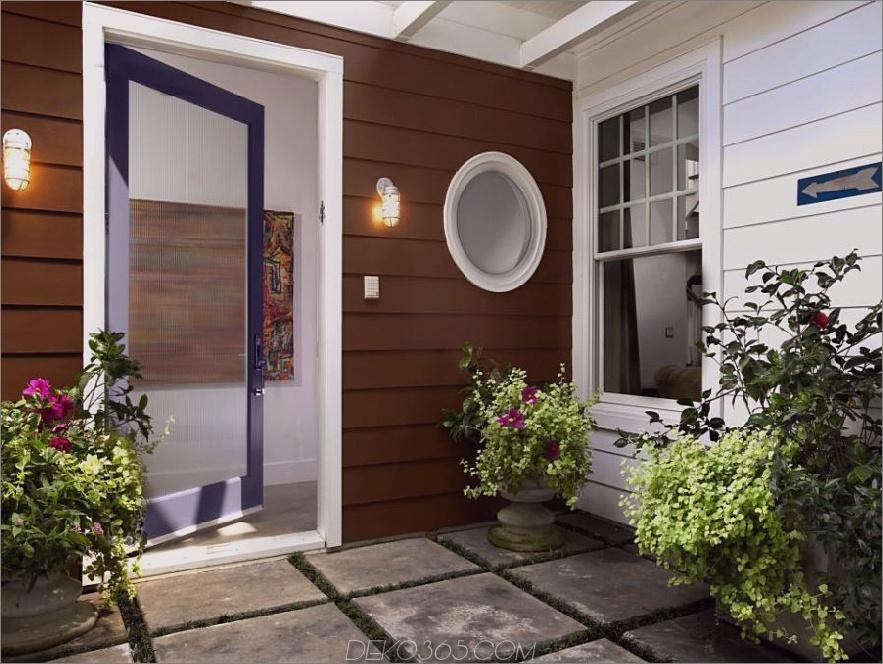moderne verschwommene Glas-Haustür 900x676 20 Haustürentwürfe, um Ihr Willkommen zu überarbeiten