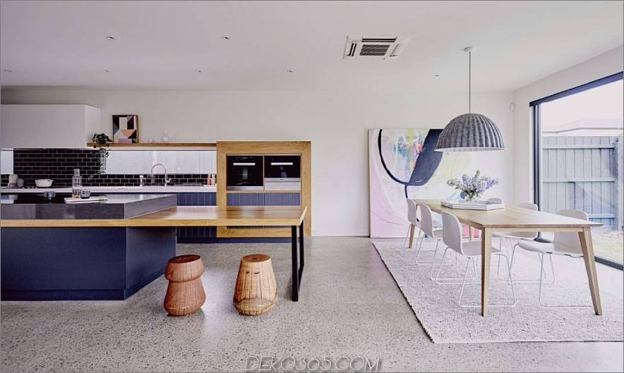 Schiefe Esszimmer Kunstwerke 900x538 20 Esszimmer mit Kunstwerken, die den Unterschied machen