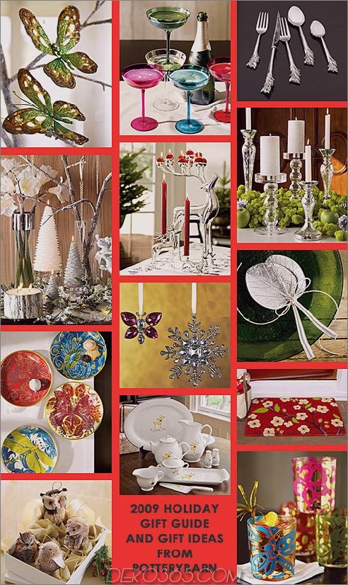 Holiday Gift Guide und Geschenkideen aus potterybarn 2009 Holiday Gift Guide und Geschenkideen aus PotteryBarn