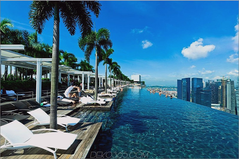 Hotel Marina Bay Sands in Singapur