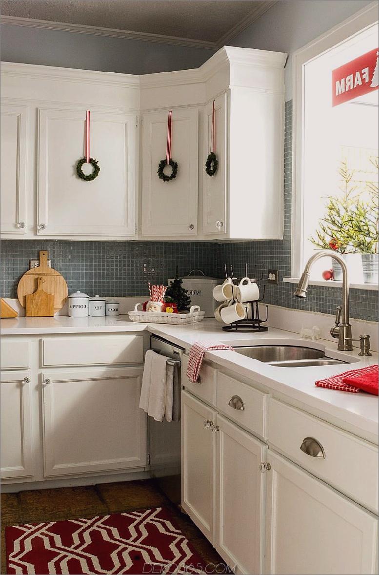 23 Möglichkeiten, Ihre Küche für die Feiertage zu dekorieren_5c590f4fd8e85.jpg