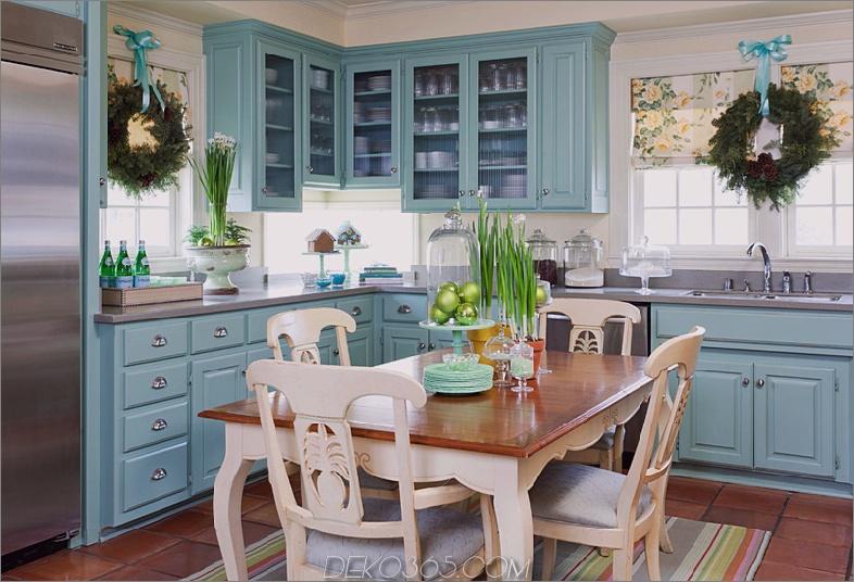 23 Möglichkeiten, Ihre Küche für die Feiertage zu dekorieren_5c590f5099e06.jpg