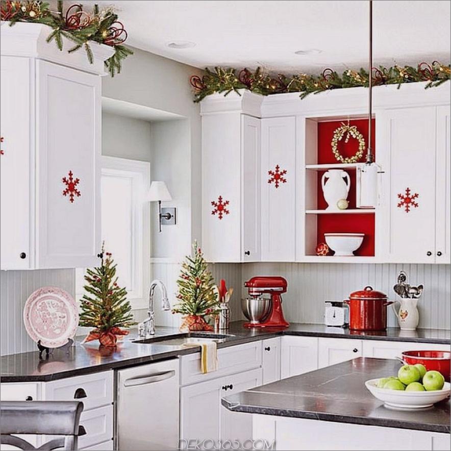 23 Möglichkeiten, Ihre Küche für die Feiertage zu dekorieren_5c590f57057e9.jpg