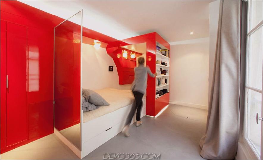 RedNest - 23 qm-Wohnung