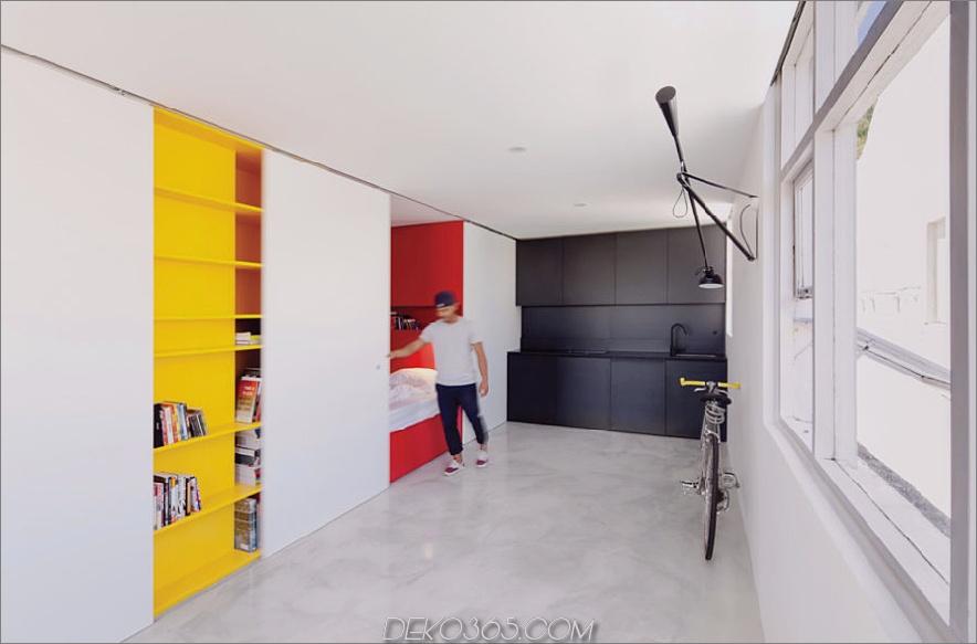 27 Quadratmeter großes Studio in Woolloomooloo