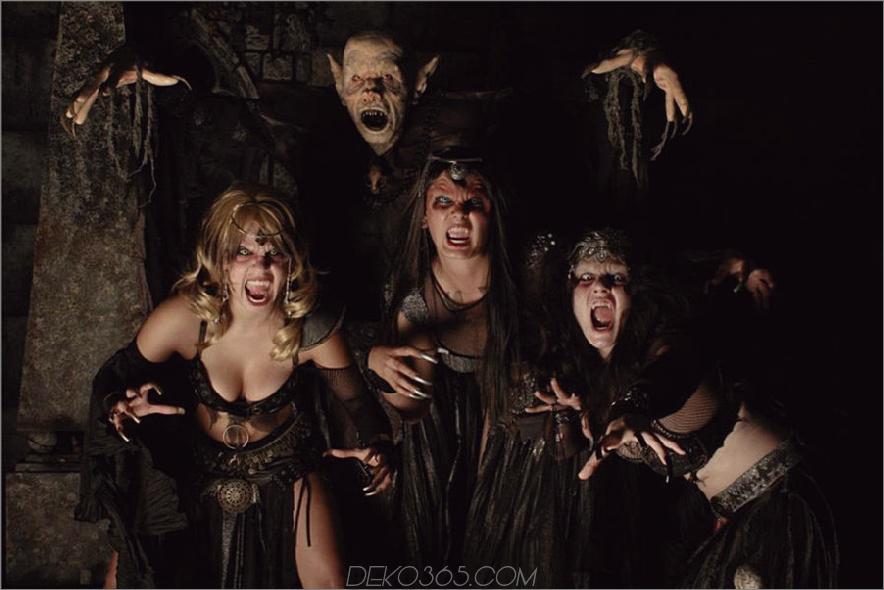 Albtraum-Herrenhaus in Derry Londonderry 900x600 25 beste Orte, um Halloween zu feiern