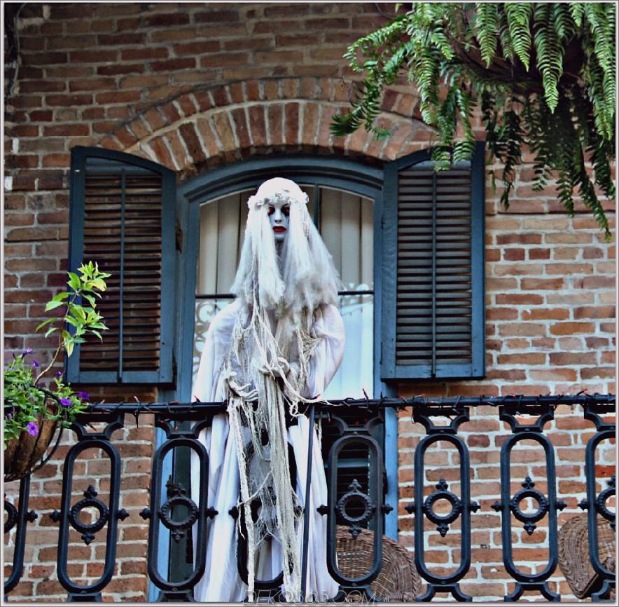 New Orleans zu Halloween