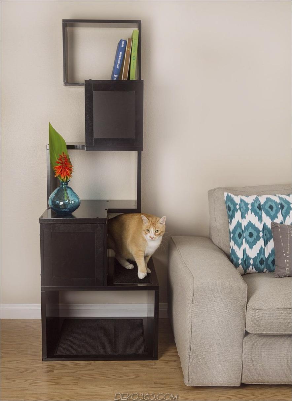 Moderner Kratzbaum 900x1235 25 Stück Katzenmöbel, um Ihr Zuhause stilvoll zu halten