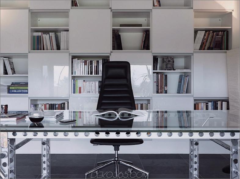 Moderne büro lagerung