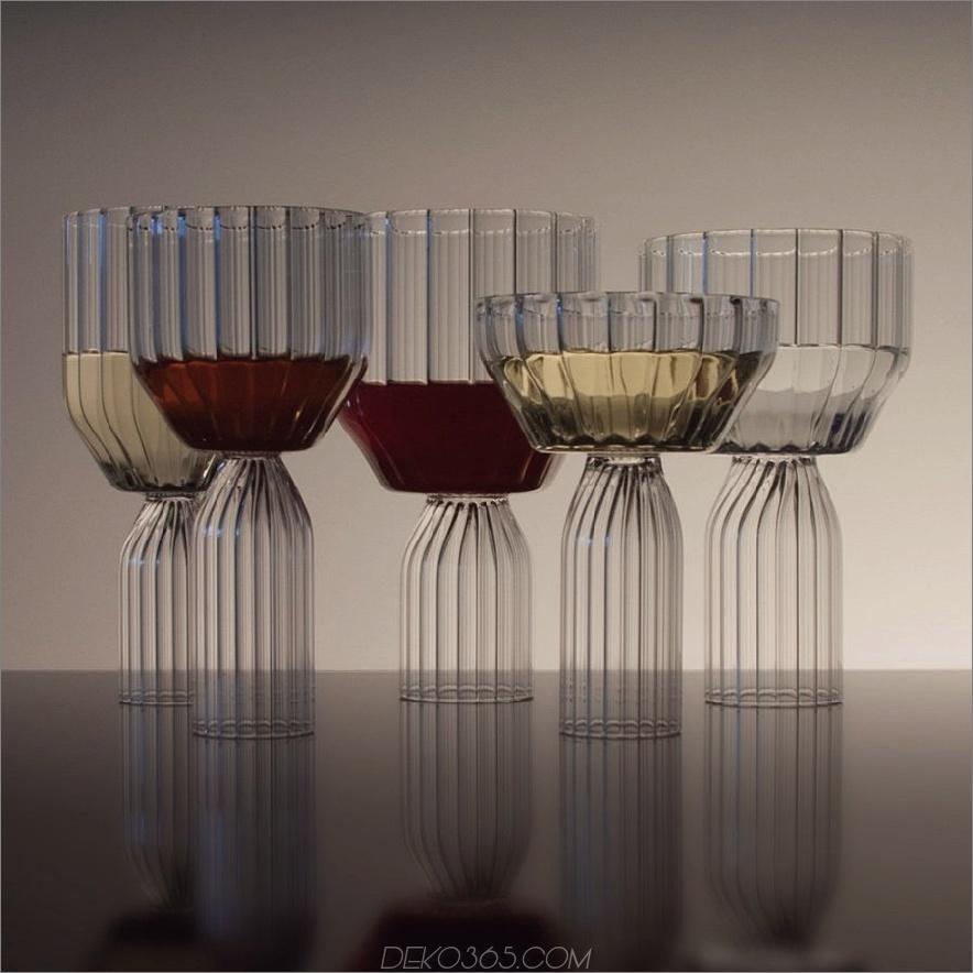 Fferrone Margot Wine Goblets 900x900 25 Moderne Glasdesigns, die kunstvoll und einzigartig sind