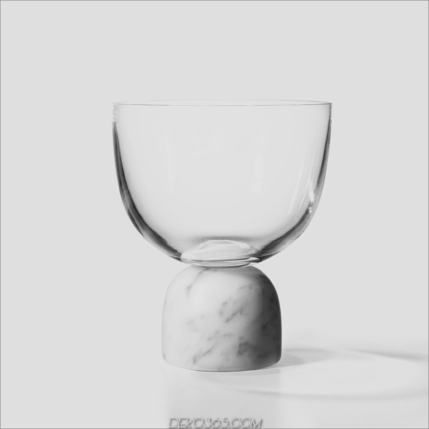On the Rock Weinglas von Lee Broom 900x900 25 moderne Glasdesigns, die kunstvoll und einzigartig sind