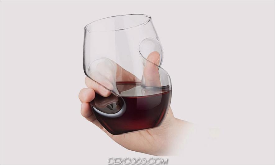 Rätsel Rotwein Glas
