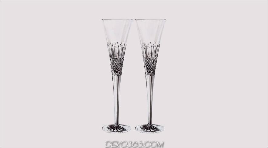 Champagner-Flöten von Monique Lhuillier
