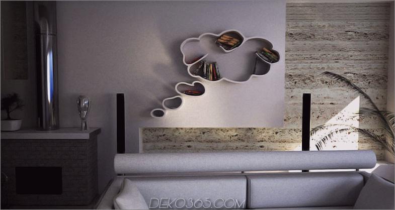 Dream by Dripta 25 Wandregale, die Sie in Ihrem Leben brauchen