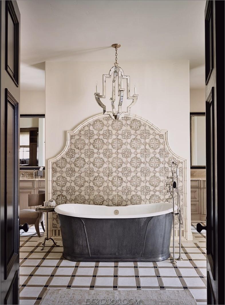Badezimmer Design von Wiseman und Gale Interiors