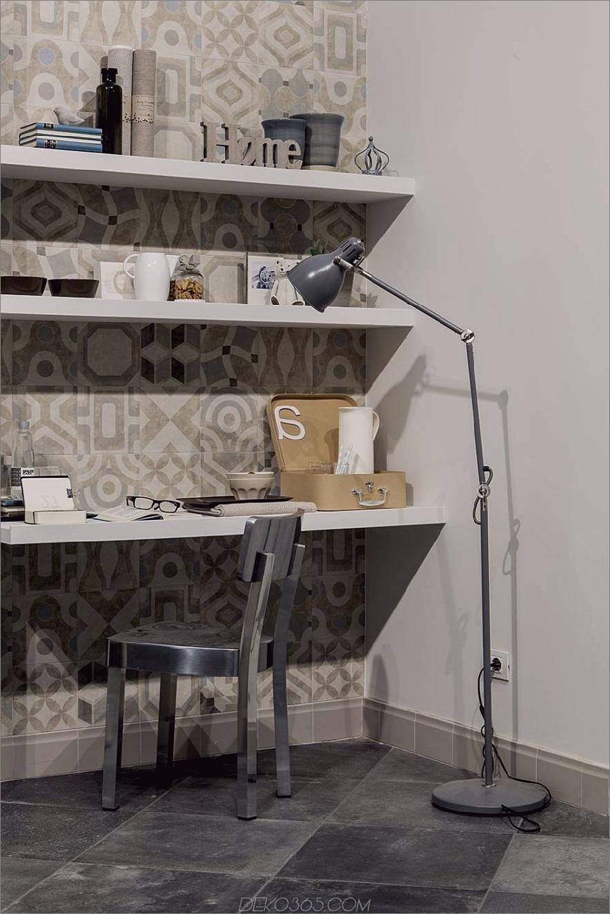 Erinnerung an Cerim-Fliesen in einer Küche