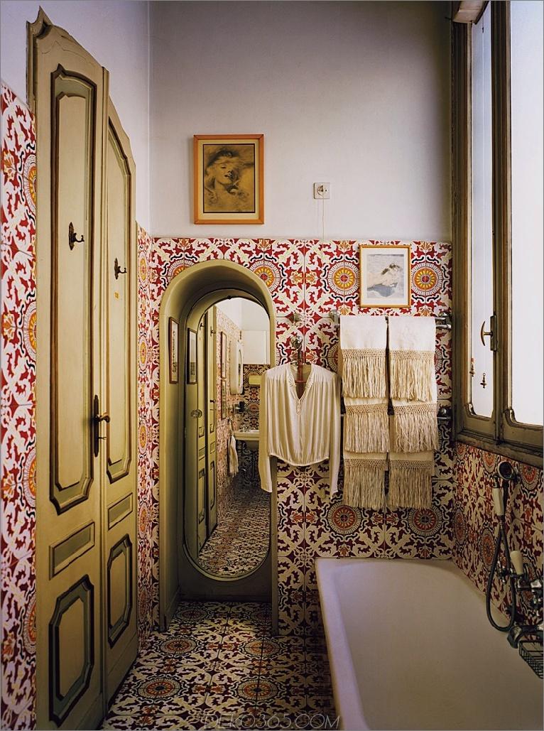 Carlo Mollinos Baddesign in Turin, Italien