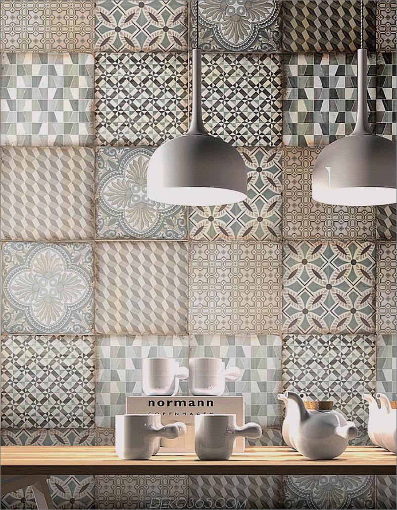 Bijou-Keramikfliesen von IL Cavallino